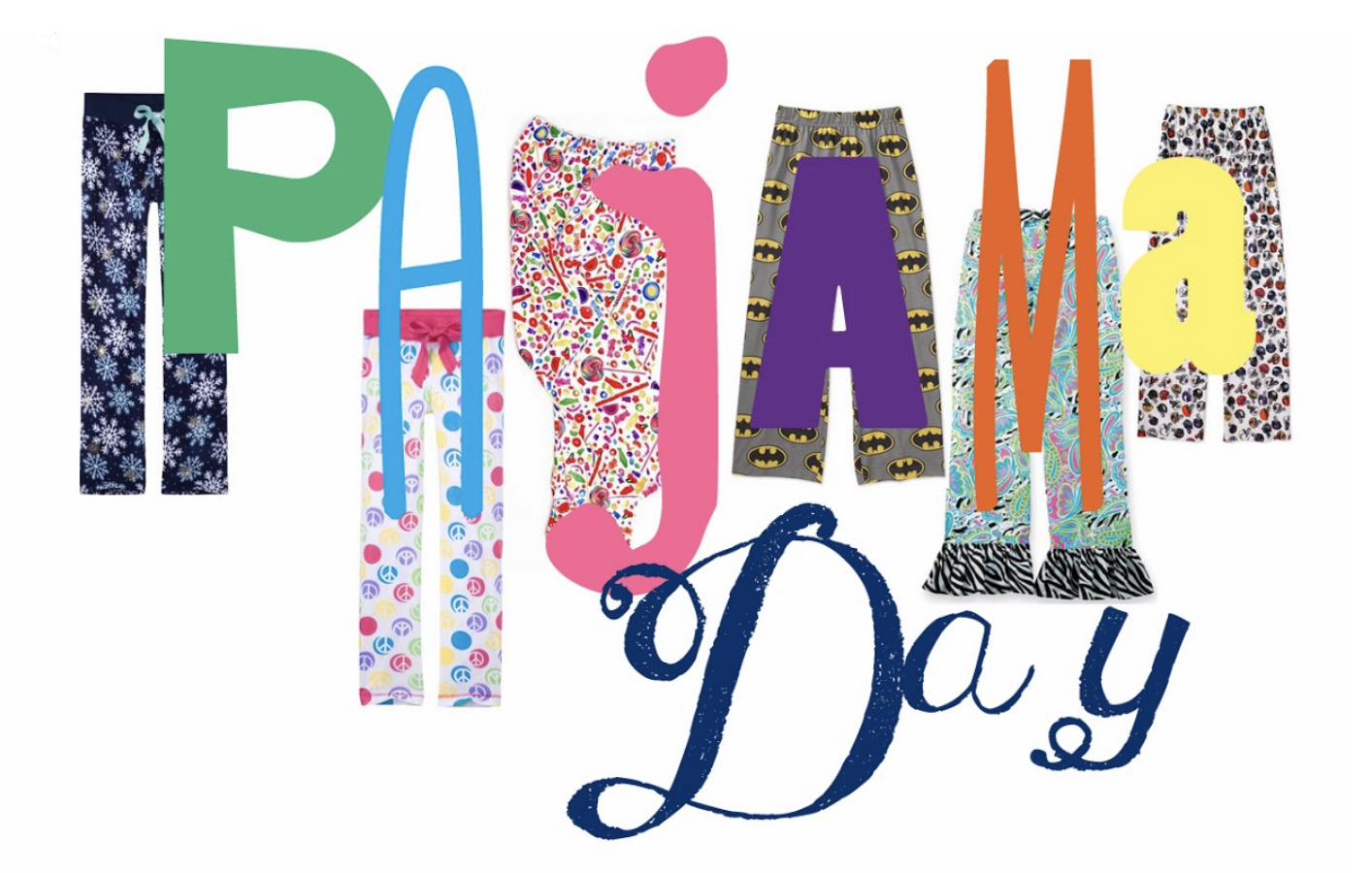 Pajama Day at Heart Academy