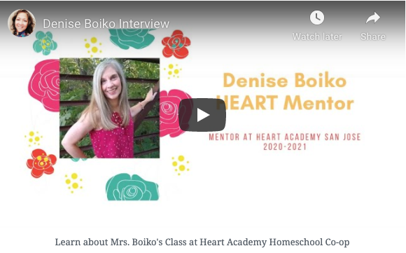 Interview with Denise Boiko
